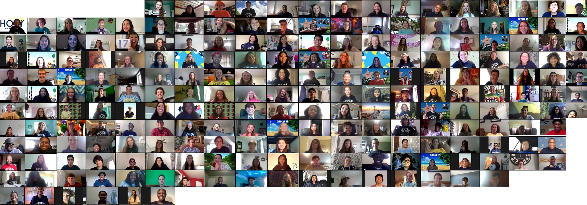 2020 Virtual group photo